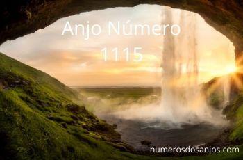 Anjo Número 1115 – Significado do anjo número 1115