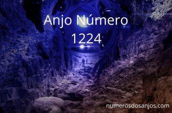 Anjo Número 1224 – Significado do anjo número 1224