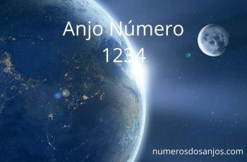 Anjo Número 1234 – Significado do anjo número 1234