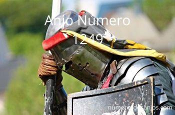 Anjo Número 1249 – Significado do anjo número 1249