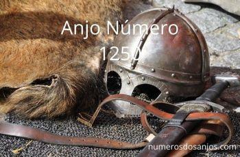 Anjo Número 1250 – Significado do anjo número 1250