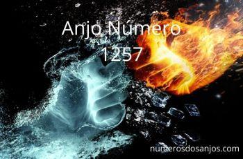 Anjo Número 1257 – Significado do anjo número 1257