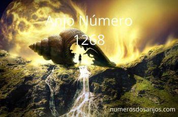 Anjo Número 1268 – Significado do anjo número 1268