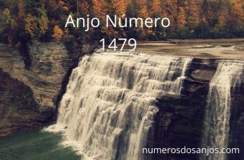 Anjo Número 1479 – Significado do anjo número 1479