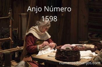 Anjo Número 1598 – Significado do anjo número 1598