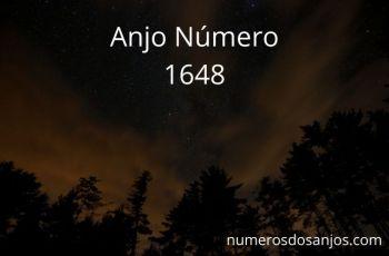 Número do anjo 1648: Ser produtivo