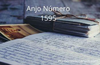 Anjo Número 1595 – Significado do anjo número 1595