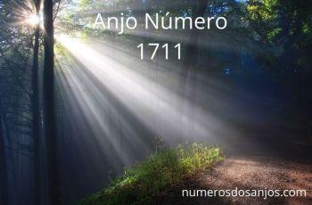 Anjo Número 1711: Seja verdadeiro consigo mesmo