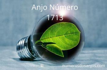 Anjo Número 1713: Continue promovendo suas ideias