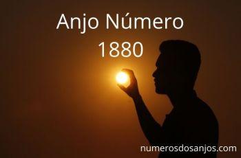 Anjo Número 1880: Um Sinal de Boa Sorte