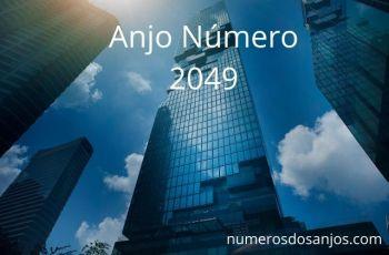 Número do anjo 2049: Seja produtivo