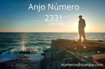 Número do anjo 2331: Encontre o que vale a pena fazer para realizar seus sonhos