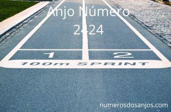 Significado do próximo anjo número 2424 – Aproxime-se de seus objetivos