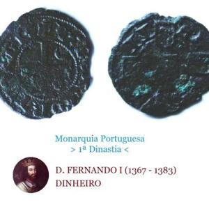 (A0105) D. FERNANDO I - DINHEIRO (1367-1383) Bolhão +++++ VENDIDA +++++
