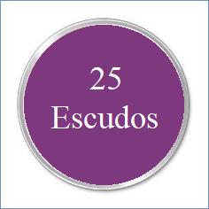 m. 25 ESCUDOS