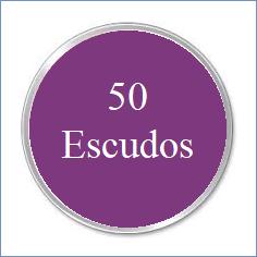 n. 50 ESCUDOS