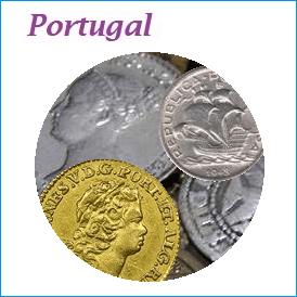 1-MOEDAS PORTUGAL