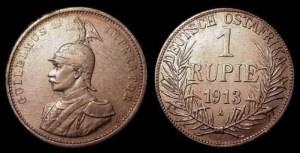 1 rupia collage