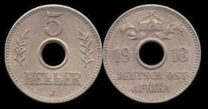 5 Heller (1913-1914)