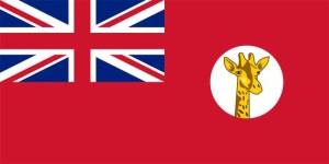 Bandiera del Territorio del Tanganyika