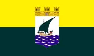 Bandiera di Tanga