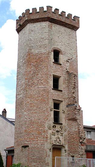 Figura 4:Pamiers, torre della zecca.