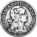 moeda de 1 escudo no estado bc