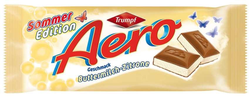 Trumpf Aero Sommeredition Buttermilch Zitrone