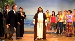 Jack Black as Jesus