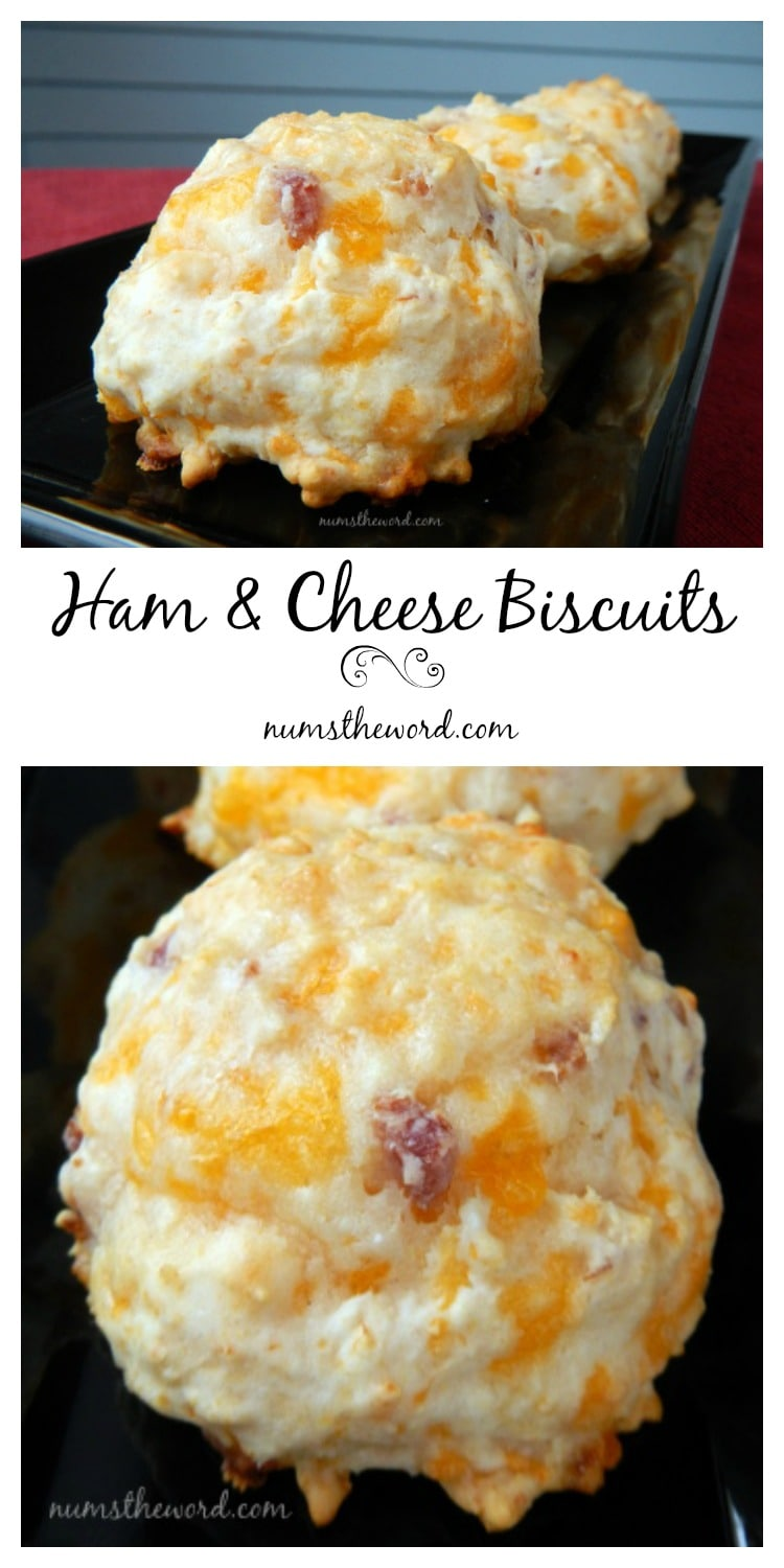 Ham & Cheese Biscuits LONG