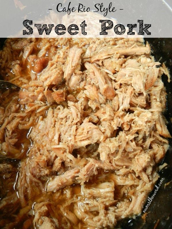 Sweet Pork