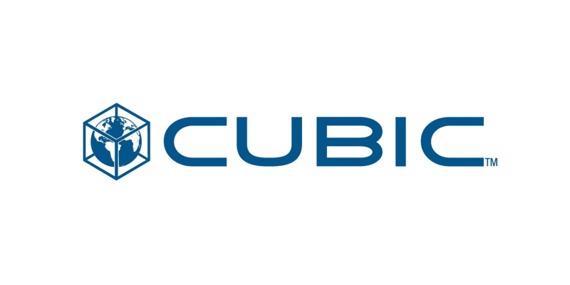Select Client - Cubic Corporation Logo