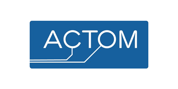 Select Client - Actom Logo