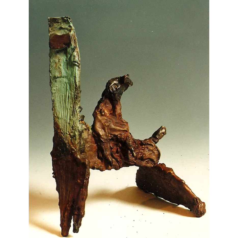 sculpture by artist Michael-Francis Cartwright