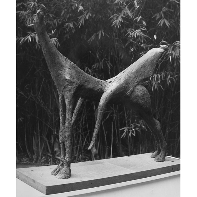sculpture by artist Shona Nunan