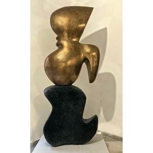 sculpture by Michael-Francis Cartwright