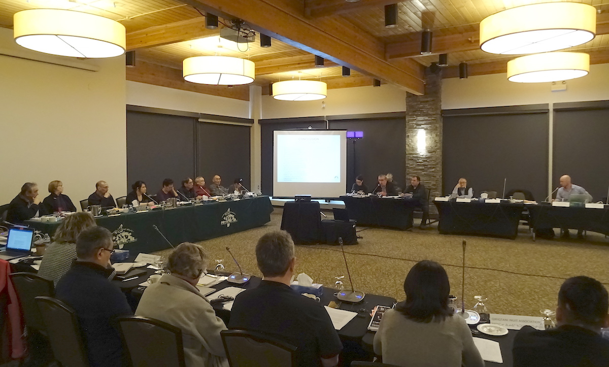 """Climate change action could make Arctic oil and gas """"uneconomic,"""" Nunavut regulators hear"""