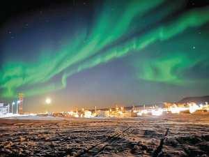0402Brian Joseph<br /> Brian Joseph<br /> Clyde River<br /> Clyde River, Nunavut – January 23, 7:28 p.m.