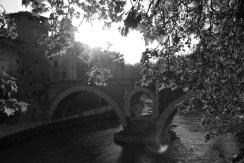 Contro luce, Ponte quattro capi
