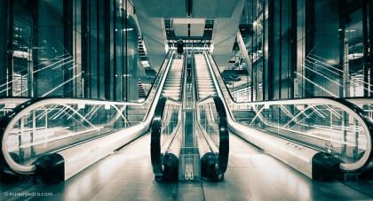 Barajas Airport. Madrid, Spain