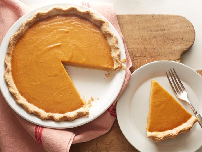Pie shaped