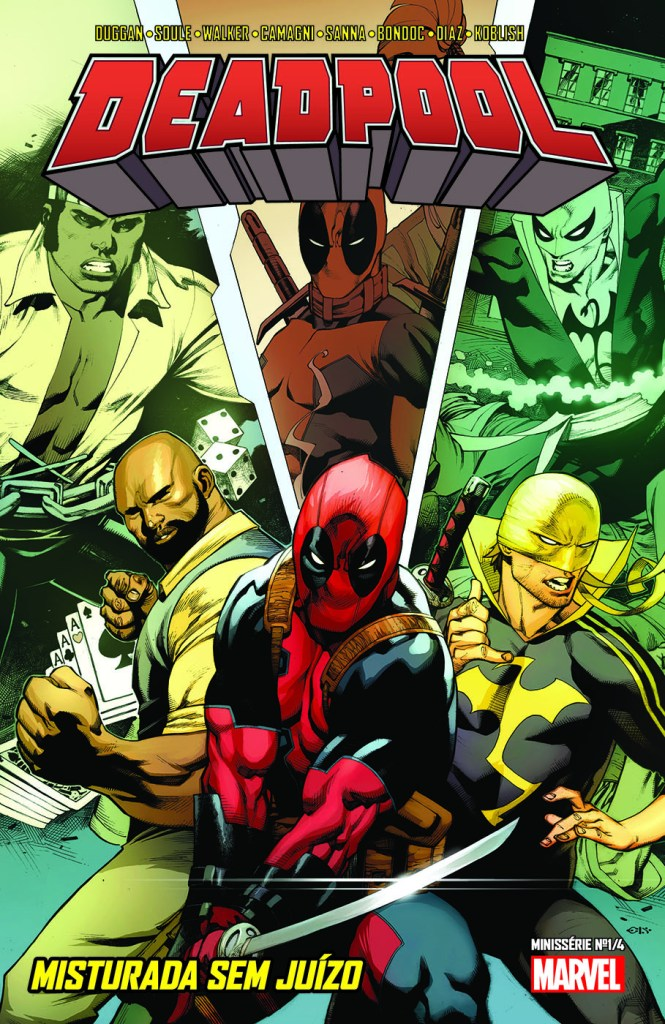 DEADPOOL Vol. 1/4