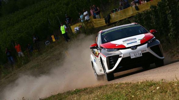 WRC news: Tecnologia híbrida/ eléctrica a partir de 2022