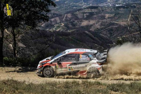 Photos Vodafone Rallye de Portugal IV