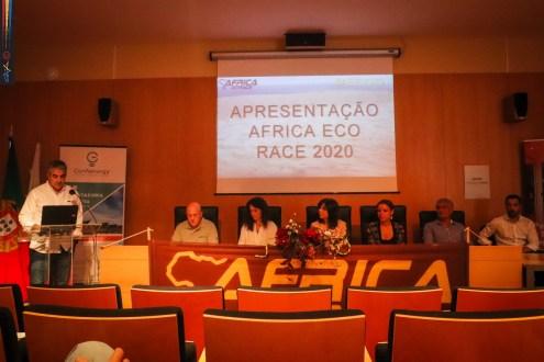 RALI AFRICA ECO RACE 2020 FOI APRESENTADO