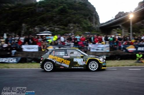 Alexandre Camacho vence Zoom iGest Rali do Faial