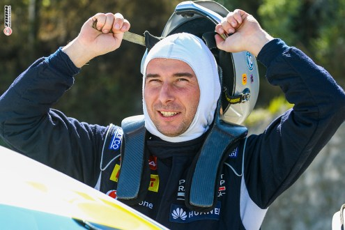Carlos Fernandes voltou a discutir vitória na Peugeot Rally Cup Ibérica