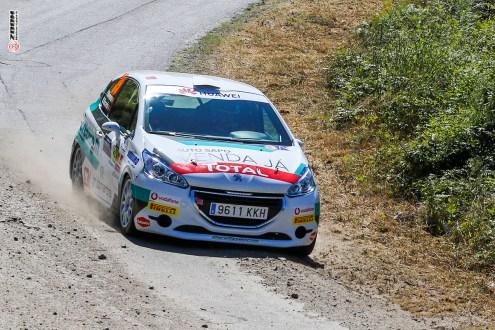 Missão cumprida no Terras D'Aboboreira com foco já no RallyRacc Catalunha!
