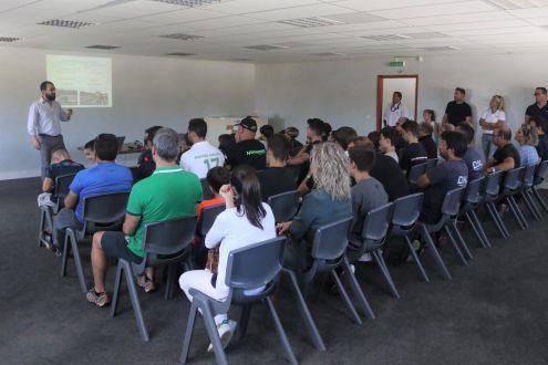 FPAK e IPDJ reforçaram apelo ao desportivismo