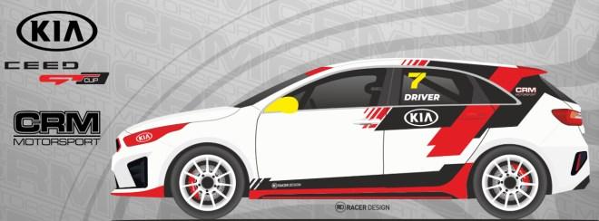 Kia Ceed GT ainda mais abrangente com categoria própria no Open de Velocidade!